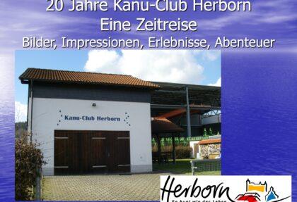 20 Jahre Kanu-Club Herborn